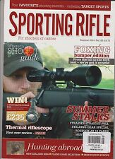 SPORTING RIFLE MAGAZINE UK SUMMER 2014.