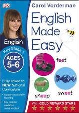 English Made Easy Ages 5-6 Key Stage 1 | Carol Vorderman