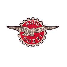 patch moto guzzi aigle 16cm, broder et thermocollant