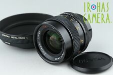 Contax Carl Zeiss T* Distagon 28mm F/2.8 MMJ Lens for CY Mount #11208A2