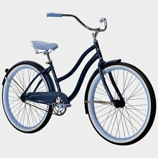 "Huffy 26"" Cranbrook Women's Beach Cruiser Bike, Blue"