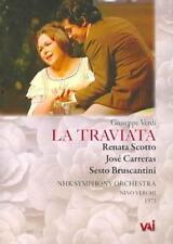 LA TRAVIATA NEW DVD