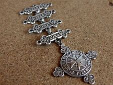 1924-27 Solid silver St John Ambulance Medal 252530 Harold Hand Fully hallmarked