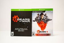 Gears of War 5 Entire Collection Code - Includes Gears 1 2 3 4 5 - Xbox One