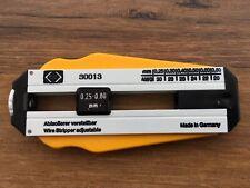 C.k Wire Stripper Size 1 Range 0.12-0.4mm
