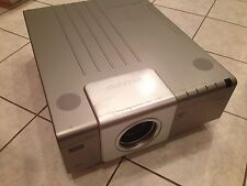 Sharp XG-P560W 3-chip DLP Projector, standard LENS, ONLY 401 ORIGINAL HOURS!