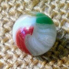 "9/16"" Vitro agate Tri-lite Christmas tree Marble In  Beautiful Mint..."