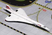 Gemini Jets British Airways Concorde GJBAW1667 1/400, REG# G-BOAF. New
