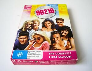 BEVERLY HILLS 90210: THE COMPLETE FIRST SEASON - DVD   6 DISCS