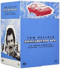 MAGNUM P.I. - LA SERIE COMPLETA  45 DVD  COFANETTO