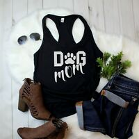Tank Top Dog MOM T Shirt Mothers Day Dog Lover Gift Dog Tshirt Dog Owner Gift