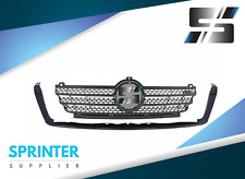 Sprinter Grille Moulding w/Chrome Star/Emblem fits Mercedes 2000-2006