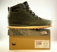 The North Face Back To Berkeley Redux Hiking Mens Boot Size 12 Olive Green/Camo