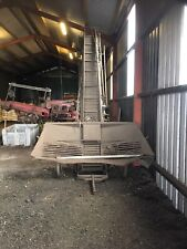 More details for cook bale potato elevator with hopper electric motor