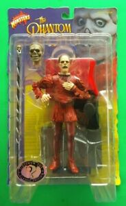 """Sideshow Collectibles Series 5 MASK OF THE RED DEATH 8"""" Action Figure 2001, MIP"""