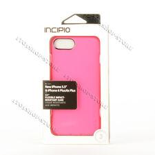 Incipio NGP iPhone 7 Plus & iPhone 8 Plus Silicone Flexible Gel Cover Case Pink