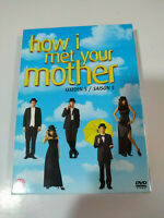 HOW I MET YOUR MOTHER Season 5 Completa - 3 X DVD + Extras Ingles Frances