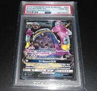 PSA 10 GEM MINT Alolan Muk GX 84/147 SM Burning Shadows HOLO RARE Pokemon Card