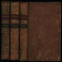 Friedrich Nicolai: Das Leben und die Meinungen... (1774-76). 3 Bände (komplett).