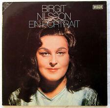 """12"""" Vinyl BIRGIT NILSSON - Ein Portrait - 2LP"""