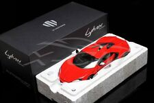 Diecast Car Model Autocraft WMOTORS Lykan HyperSport 1:18 (Red) + GIFT!!