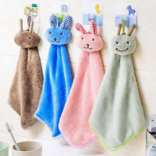 Children's Velvet Bath Towels