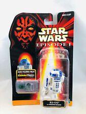 Star Wars Episode 1 R2-D2 Comm Tech Action Figure