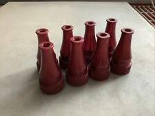 New listing Pok 1In Npsh Fire Hose Nozzle Red 0/ 3/8In - Qty 8