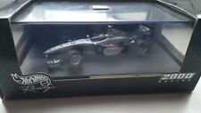 Hot Wheels Racing 2000 1:43 26750 McLaren Mercedes Mika Hakkinen Sealed Formula1