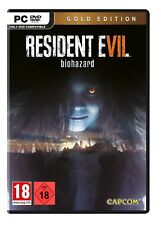 PC Spiel Resident Evil 7 Gold Edition DVD Versand NEUWARE