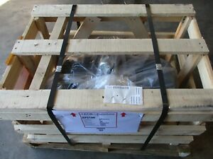 TECO WESTINGHOUSE XP0106 10HP 1200RPM 230/460V 256T TEXP NEW IN CRATE