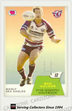Scanlens 2003 Season NRL & Rugby League Trading Cards