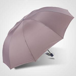 Top Quality Big Umbrella Men Woman Rain Windproof Large Paraguas Male Women Sun