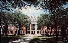 Emporia Kansas ~ Plumb Hall ~ Ks Estado Maestros College ~ Tarjeta Postal c1960s