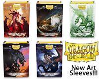 Dragon Shield Art Sleeves - standard size - Artwork Auswählen