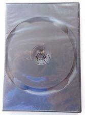 CD DVD Storage Case Holder Box - Holds 3 CD's / DVD's