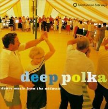 VA - Deep Polka: Dance Music from the Midwest (CD Smithsonian)