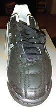 asics copero s turf soccer shoes mens 9 black field hockey