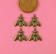 Bumblebee - 4 Pc(s) Vintage Design Ant Brass Small