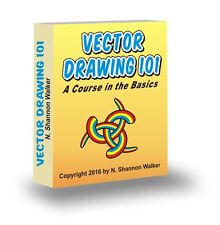 Vector Drawing 101 - A Video Course in the Basics. Video class package