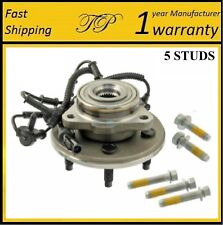 FRONT Wheel Hub Bearing Assembly For 2002-2004 FORD EXPLORER 4 Door; With Bolts