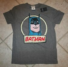 NWT Abercrombie Boys Large LIMITED EDITION Batman SS Muscle T-Shirt