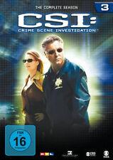 6 DVDs * CSI : LAS VEGAS  - STAFFEL / SEASON 3 # NEU OVP §