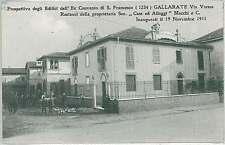 CARTOLINA d'Epoca - VARESE : GALLARATE -  BELLISSIMA 1911