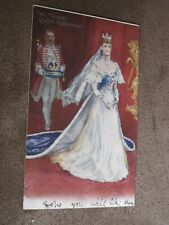 1903 fr British Royal Family postcard- Her Majesty Queen Alexandra