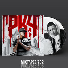 Kirko Bangz - Procrastination Kills 4 Mixtape (Full Artwork CD/Front/Back Cover)