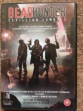 Dead Hunter Sevillian Zombies Horror Buy 9 DVDs For £3.50 Postage UK