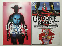 Undone by Blood #1 First Print or 1:15 Variant Aftershock NM or Better