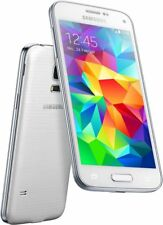 "Samsung Galaxy S5 mini weiß LTE Android Smartphone ohne Simlock 4,5"" Display"