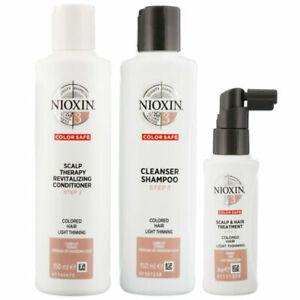 Nioxin System 3 XXL Size Kit